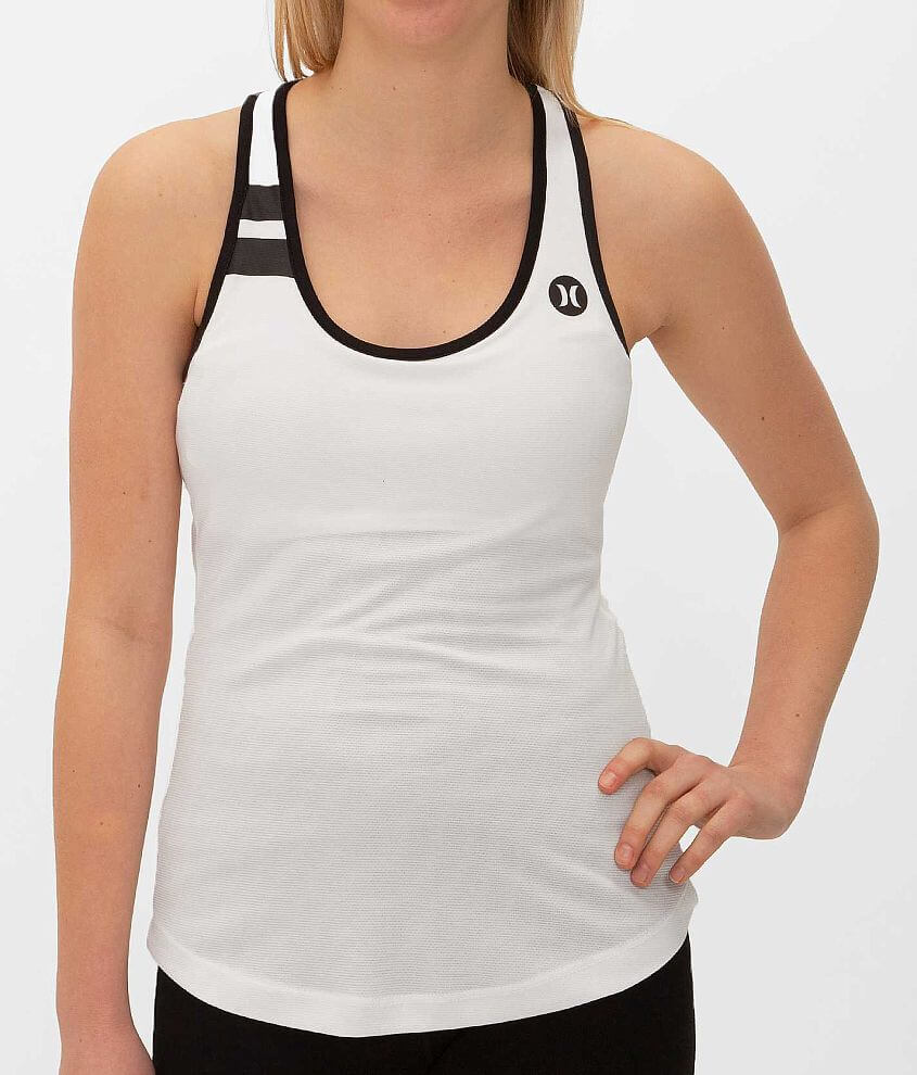 Hurley Beach Dri-FIT Active Tank Top front view