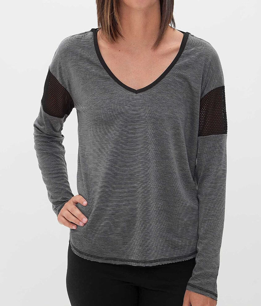 Hurley Dri-FIT 2-Fer Top front view