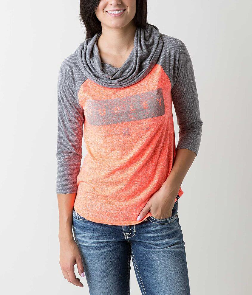 Hurley Score Top front view