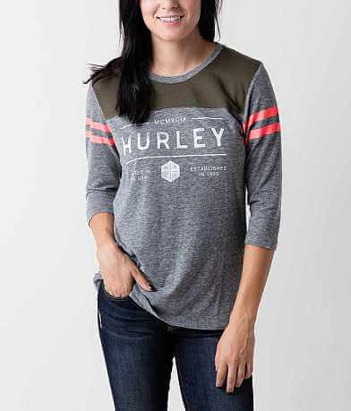 Hurley The Mighty Badge T-Shirt