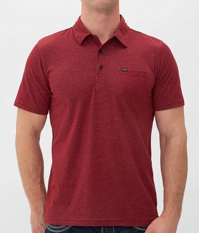 Hurley Heathered Dri-FIT Polo