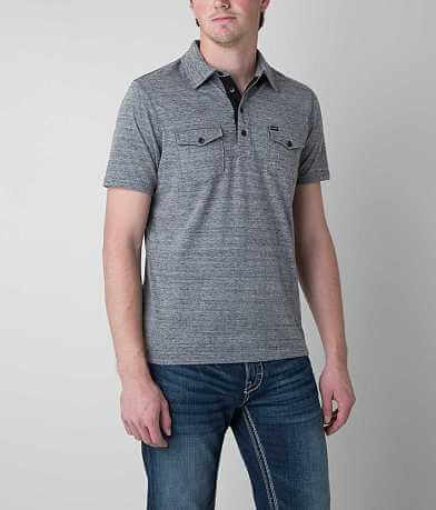 Hurley Grey Ship Polo