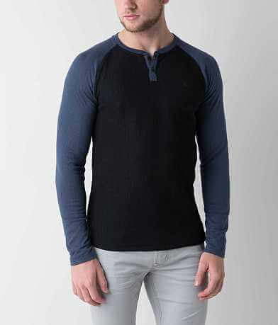 Hurley Lavoy Thermal Henley Shirt