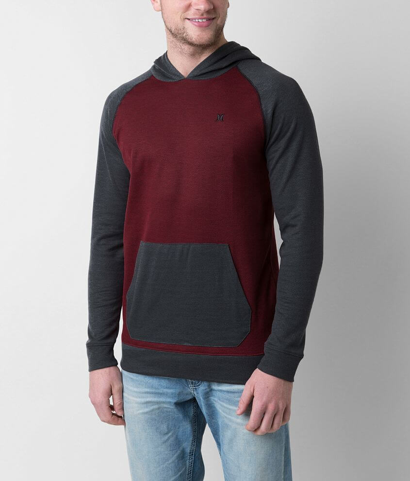 Hurley Tetra Hoodie front view