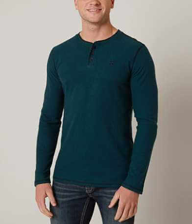 Hurley Boundry Thermal Henley