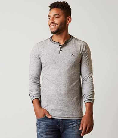 Hurley Lowdown Thermal Henley