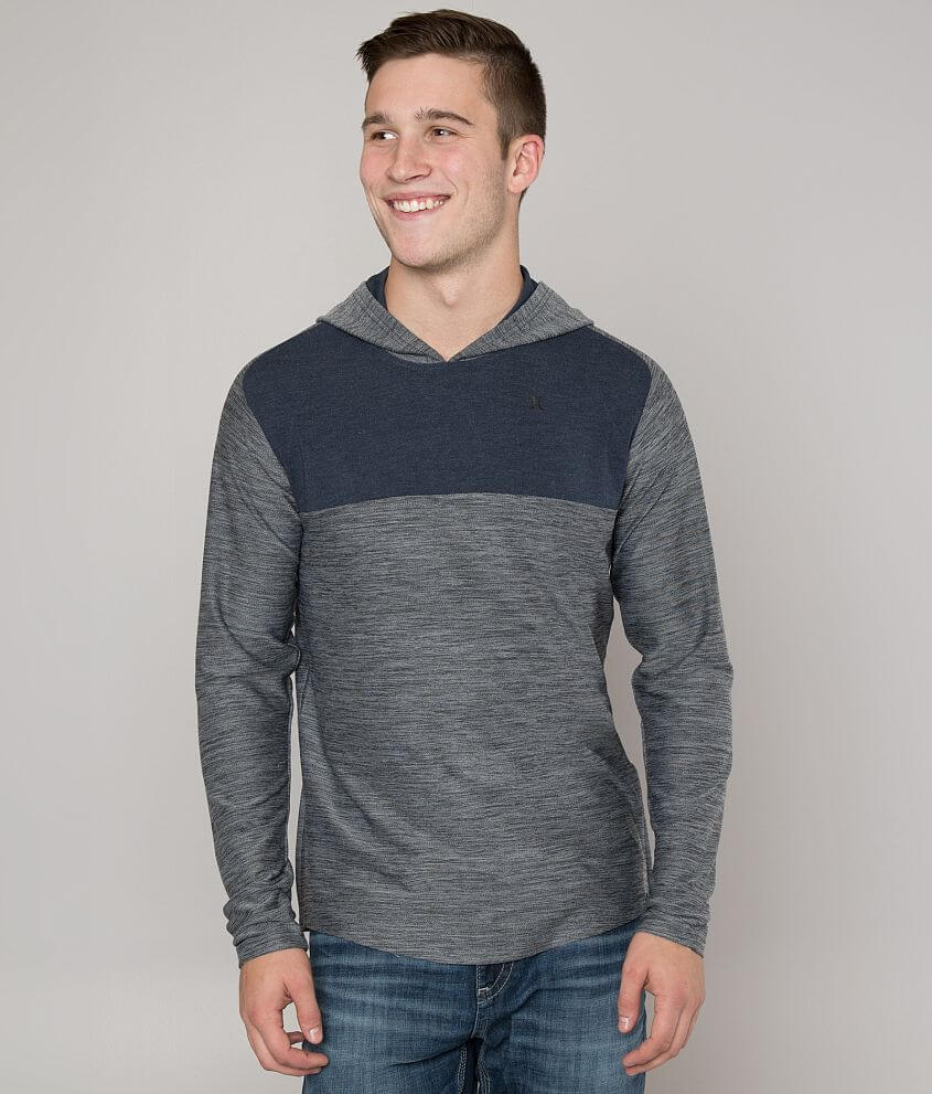 Hurley Langley Dri-FIT Hoodie front view