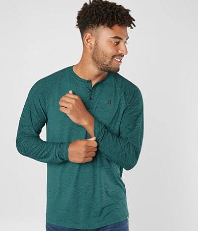 Hurley Ronny Stretch Henley