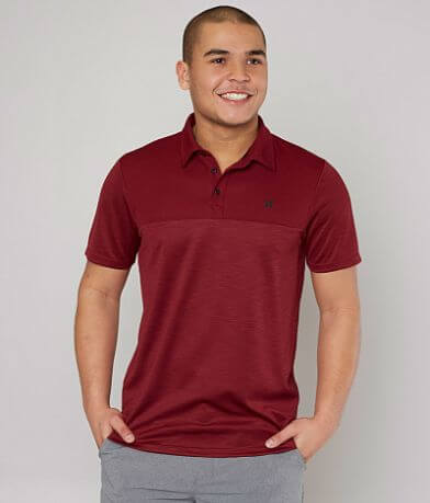 Hurley Lawson Flip Dri-FIT Polo