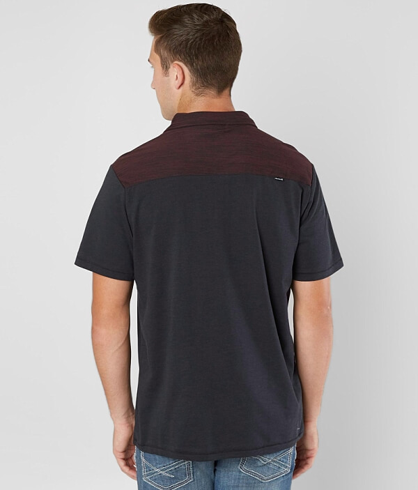 Hurley Reynolds Polo FIT Dri Reynolds FIT Hurley Dri Polo Sddzq