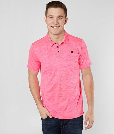 Hurley Madison Stretch Polo