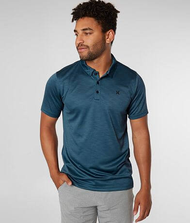 Hurley Nathan Dri-FIT Polo