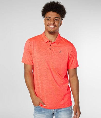 Hurley Jaxson Stretch Polo