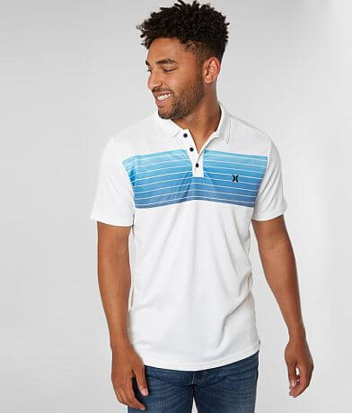 02b85034e Hurley Bird Rock Dri-FIT Polo