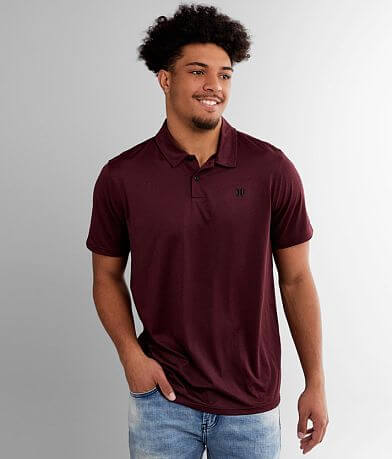 Hurley Reid Performance Stretch Polo