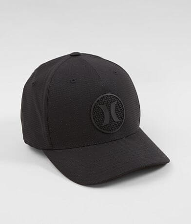 Hurley Circle Weld Stretch Hat