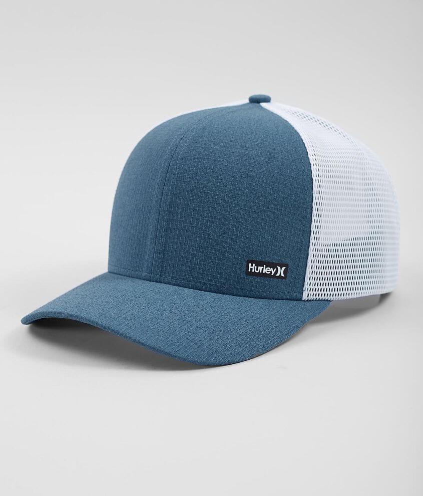 907862dd79c8c4 Hurley Cruiser Dri-FIT Trucker Hat - Men's Hats in Obsidian | Buckle
