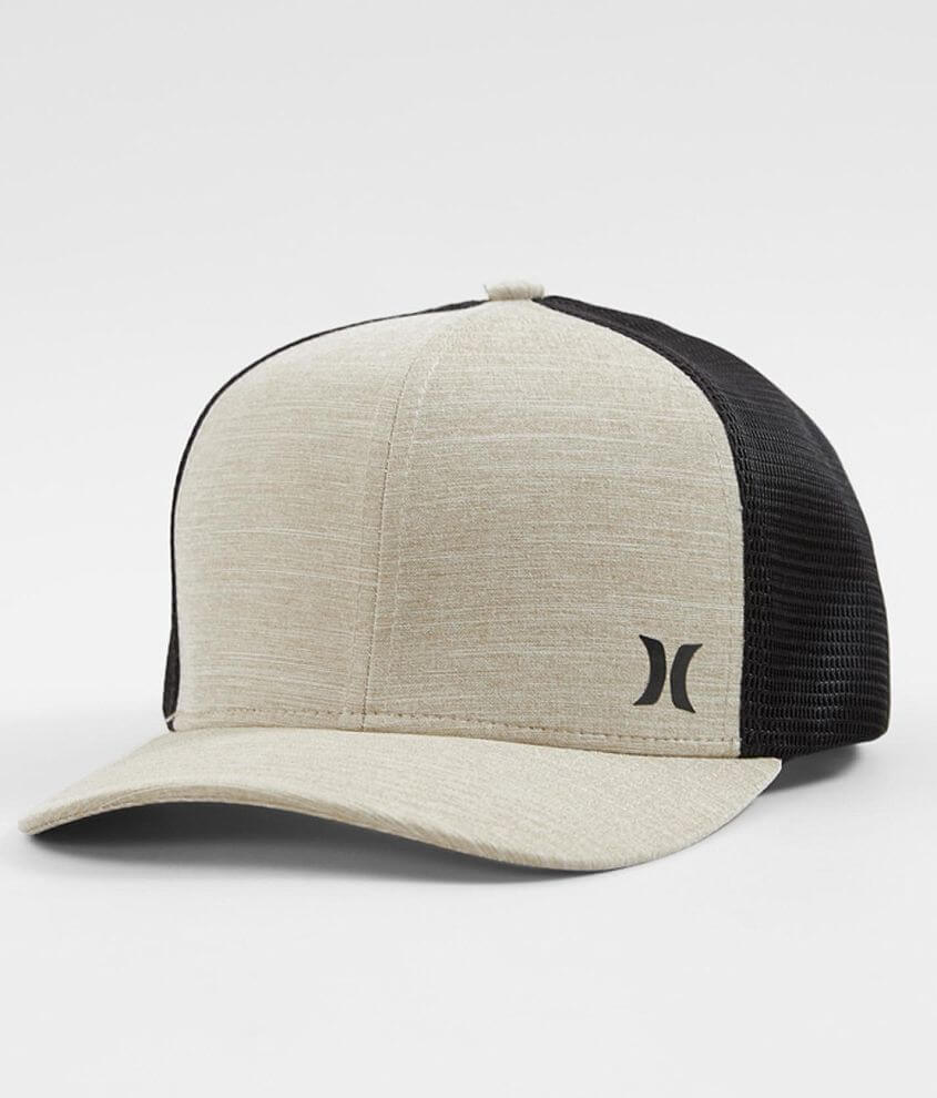 6c5d7f3e65c63 Hurley Cutback Milner Dri-FIT Trucker Hat - Men s Hats in Khaki