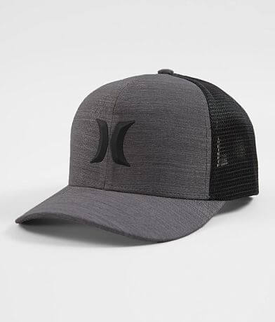 huge discount 3f9c3 ceadc Hurley Cutback Iconic Dri-FIT Trucker Hat