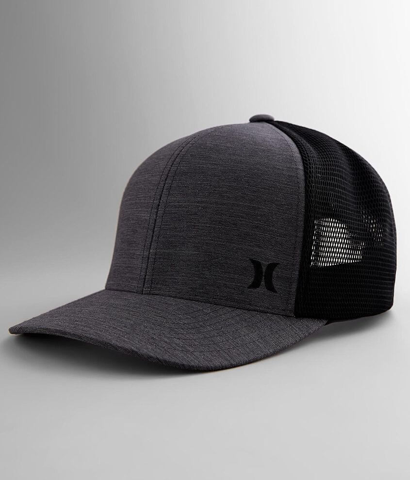 Hurley Cutback Harbor Dri-FIT Trucker Hat front view
