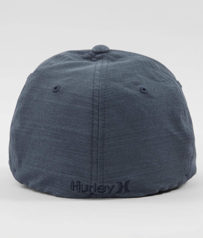 a8e425768c94c6 Hurley Cutback Dri-FIT Stretch Hat - Men's Hats in Obsidian | Buckle