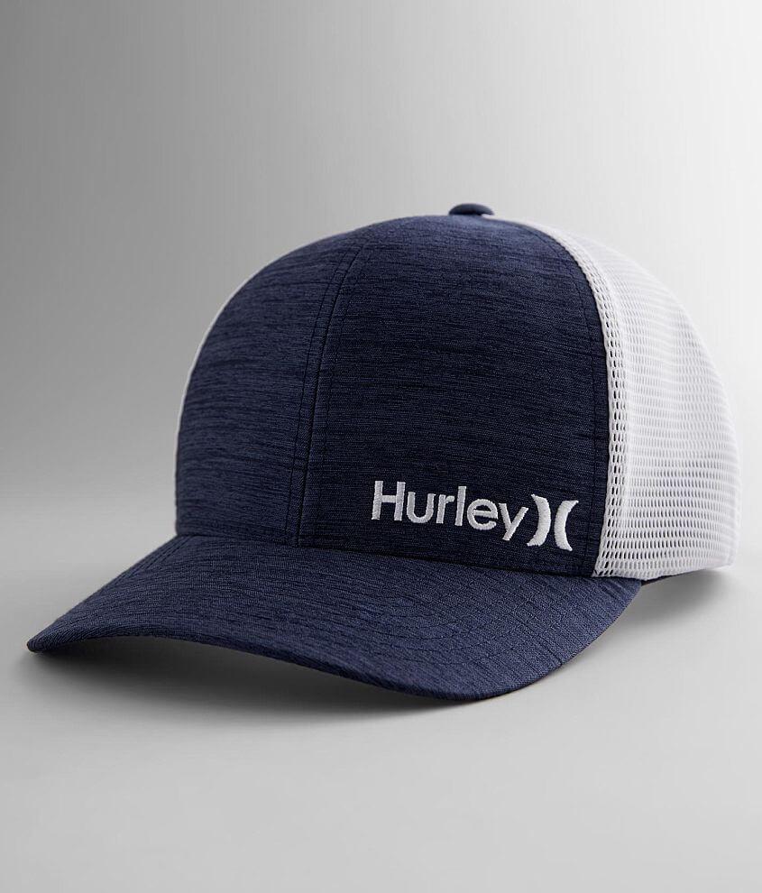 Hurley Marwick Dri-FIT Trucker Hat front view