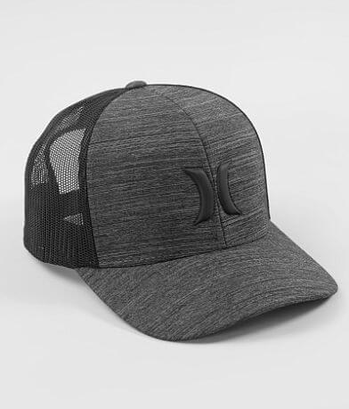 low priced ed8d6 cab93 50% off hurley harbor iconic trucker hat ad993 81a94