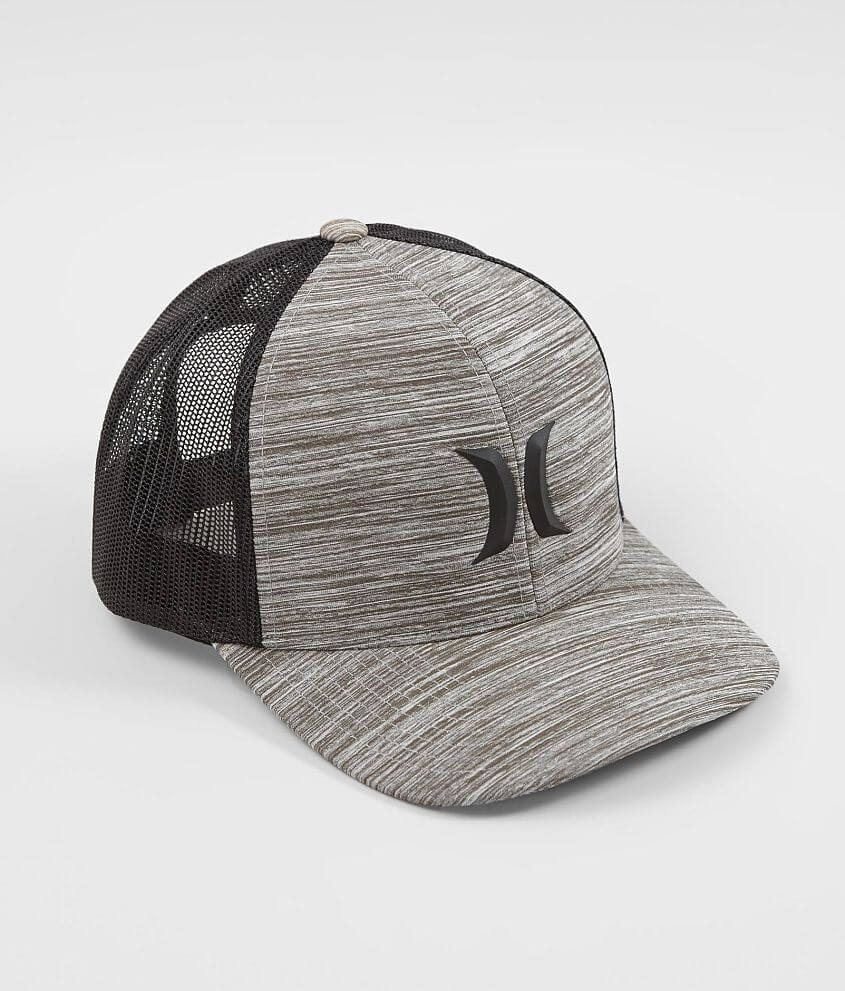 eae0b4ee ... discount code for hurley harbor rise trucker hat mens hats in khaki  buckle 8076d a9230