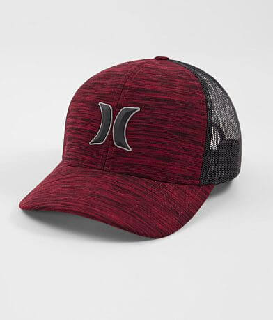 Hurley Harbor Weld Trucker Hat