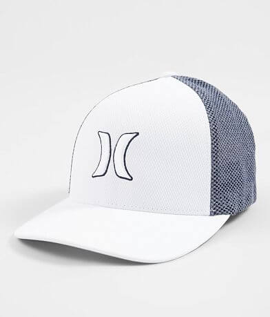 Hurley Indy Icon Stretch Trucker Hat