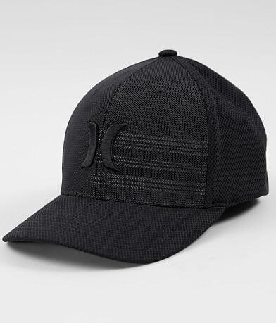 Hurley Reflective Mesh Stretch Hat
