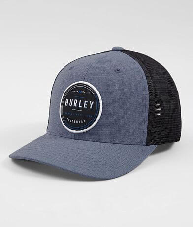 newest 82533 a187b Hurley Oswego Trucker Hat