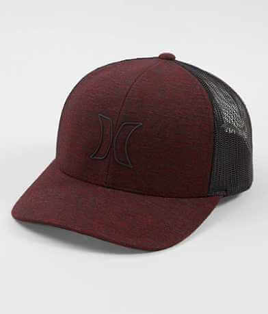 Hurley Red Tide Trucker Hat