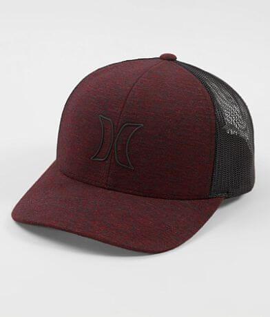 Hurley Red Tide Trucker Hat