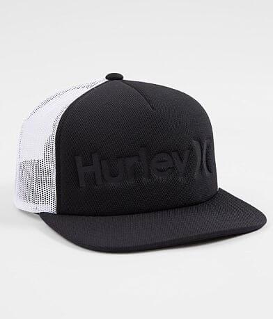 Hurley Ventura Deboss Trucker Hat