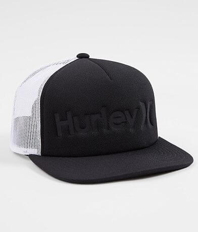 b58988b2caca3 Hurley Ventura Deboss Trucker Hat