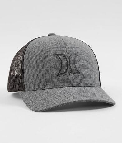 c3c350503be Hurley Volume Flexfit Trucker Hat