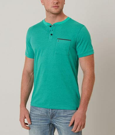 Hurley Chest Pocket Dri-FIT Henley