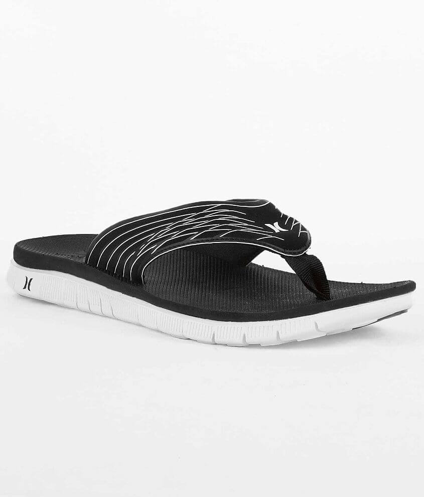 341fb372cbe Hurley Phantom Flip - Men s Shoes in Black