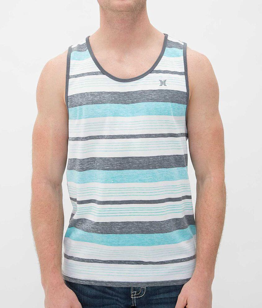 Hurley Hard Up Tank Top front view