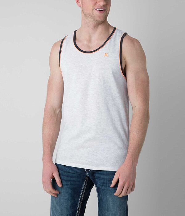Top Double Hurley Double Tank Tank Top Double Hurley Hurley Tank Top 1wgOnqg5