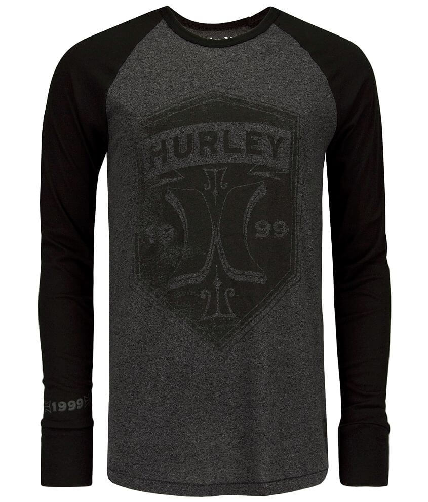 Hurley 3rd and Broadway T-Shirt front view