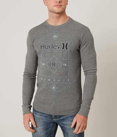 Hurley Fall Away Thermal Shirt