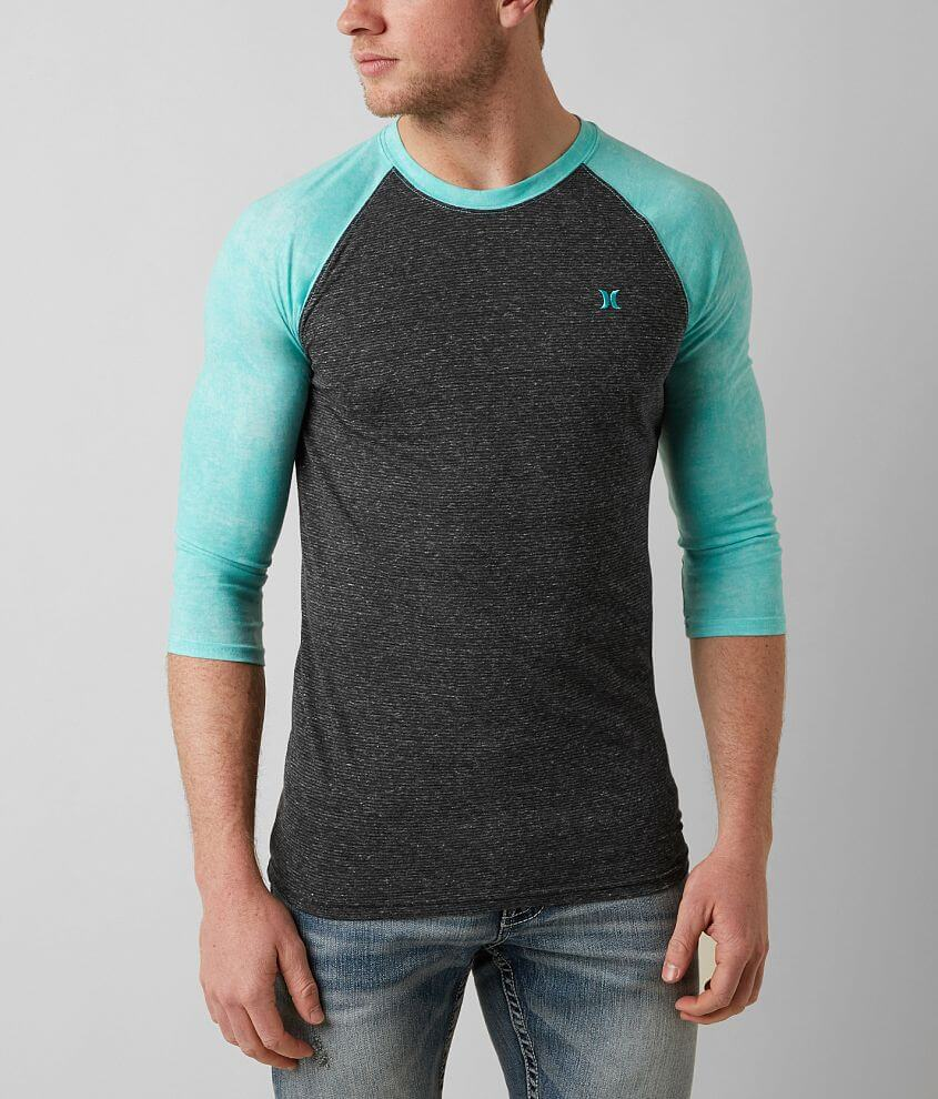 Hurley Nubby T-Shirt front view