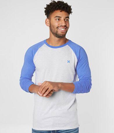 Hurley Icon Raglan T-Shirt