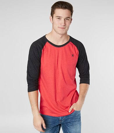 Hurley Icon Raglan T-Shirt