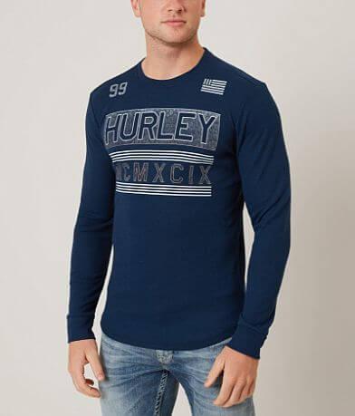 Hurley Kingsmen Thermal Shirt 93ef57345b4