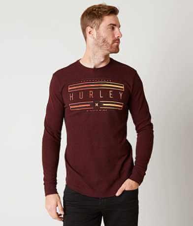 Hurley Sideways Thermal Shirt