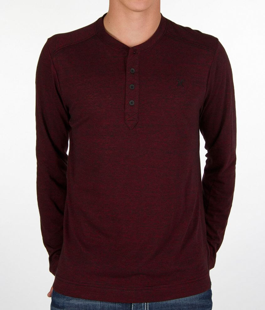 Hurley Opposition Henley front view