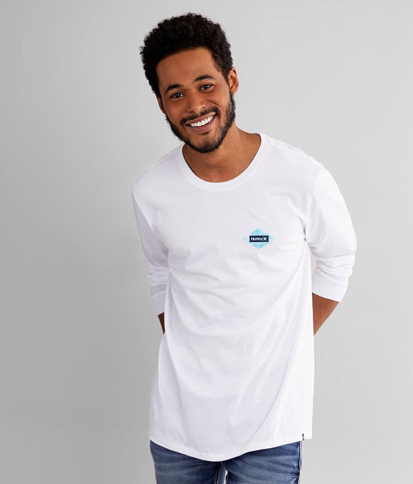 Hurley Smoker T-Shirt front view